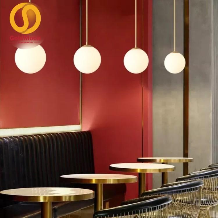 Đèn thả hiện đại, đèn thông tầng, đèn thả bàn ăn 3605