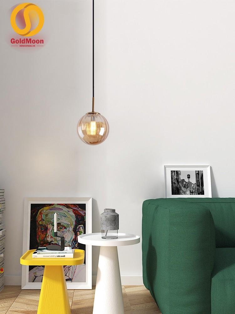 Đèn thả hiện đại, đèn thông tầng, đèn thả bàn ăn 3631