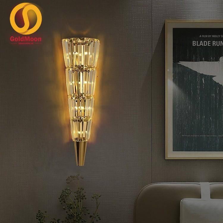 Đèn tường pha lê, đèn cầu thang, đèn tường phòng ngủ 41142
