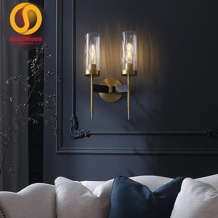 Đèn tường pha lê, đèn cầu thang, đèn tường phòng ngủ 4532