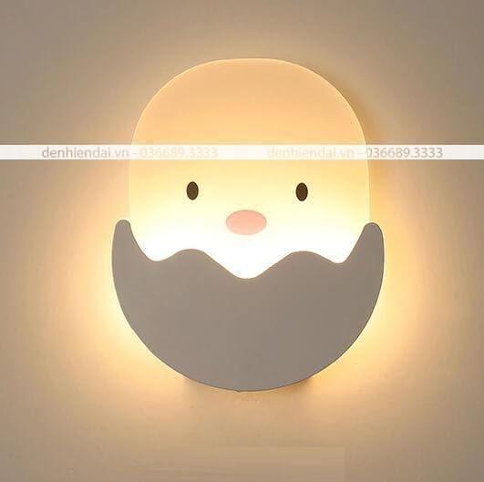 Đèn ngủ treo tường vô cùng đáng yêu dành cho bé