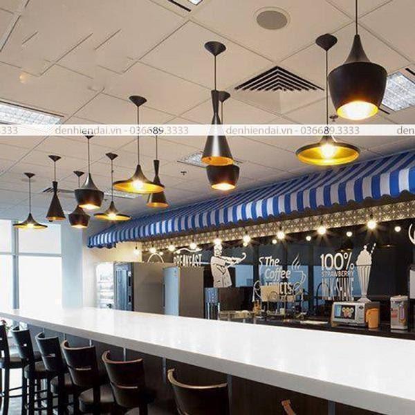 Đèn trang trí quầy bar đa dạng phụ thuộc vào không gian trang trí